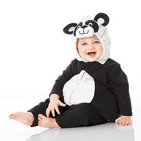 Baby Carter's Little Panda Halloween Costume