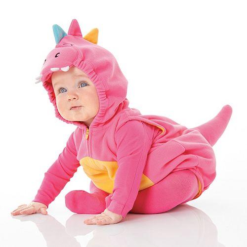 Baby Girl Carter's Little Dragon Halloween Costume