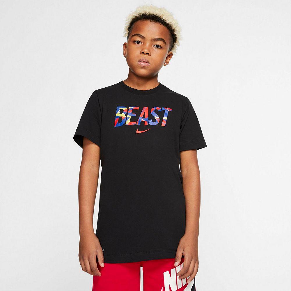 "Boys 8-20 Nike Dri-FIT ""Beast"" Training Tee"