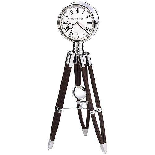 FirsTime & Co. Tripod Pendulum Clock Floor Decor