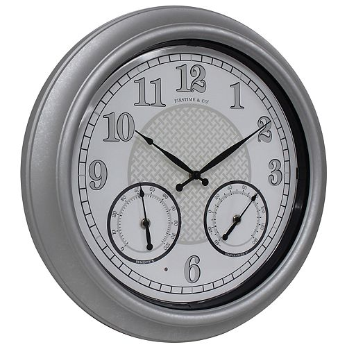 FirsTime & Co. Radiant LED Wall Clock