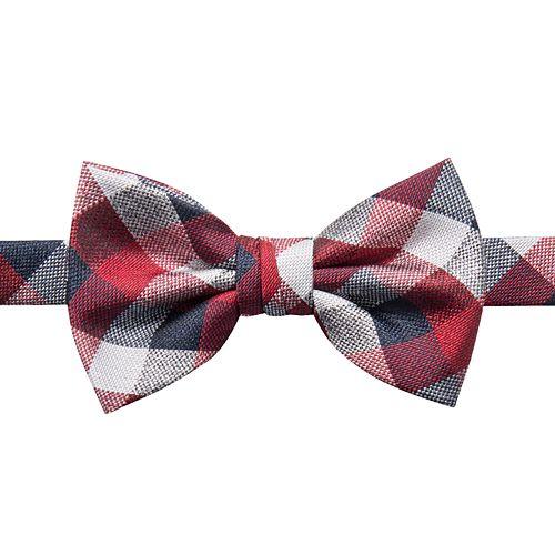 Men's Apt. 9® Checked Pre-Tied Bow Tie