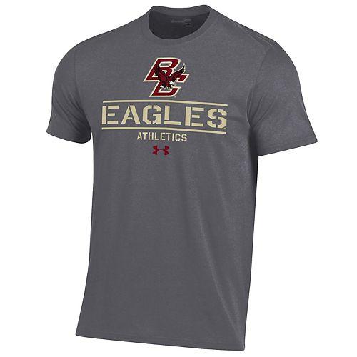Men's Boston College Eagles Performance Short Sleeve Tee