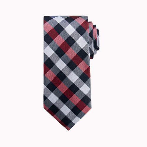 Men's Chaps Checked Tie
