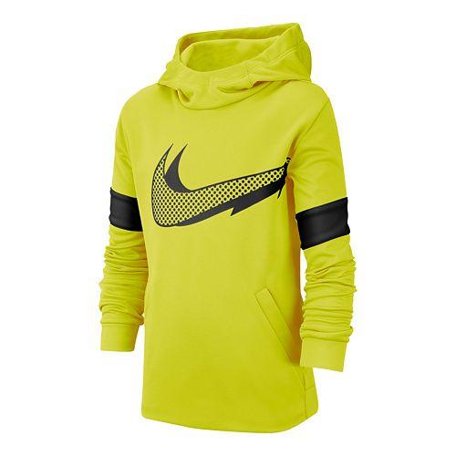 Boys 8-20 Nike Therma Boys' Training Fleece Pullover Hoodie