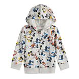 Disney's Mickey Mouse Toddler Boy Zip Hoodie by Jumping Beans®