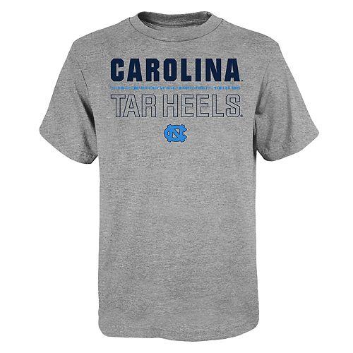 """Boy's 4-20 NCAA North Carolina Tar Heels """"Launch"""" Short Sleeve Tee"""