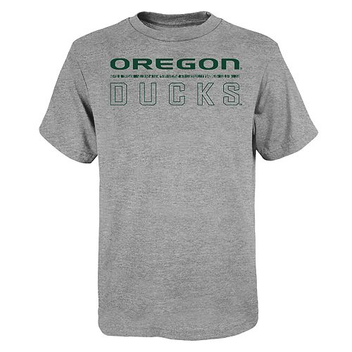 "Boy's 4-20 NCAA Oregon Ducks ""Launch"" Short Sleeve Tee"