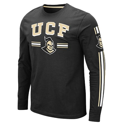 Men's NCAA UCF Knights Pikes Peak Long Sleeve Tee