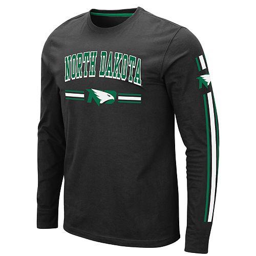 Men's NCAA North Dakota Long Sleeve Tee