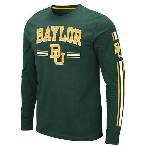 Men's NCAA Baylor Long Sleeve Tee