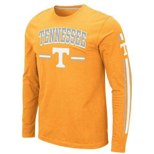 Men's NCAA Tennessee Volunteers Long Sleeve Tee