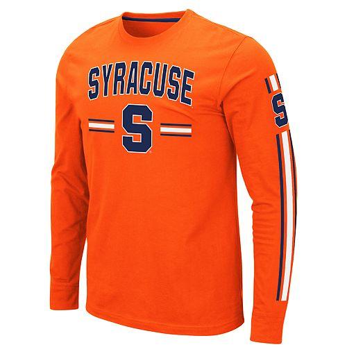 Men's NCAA Syracuse Long Sleeve Tee