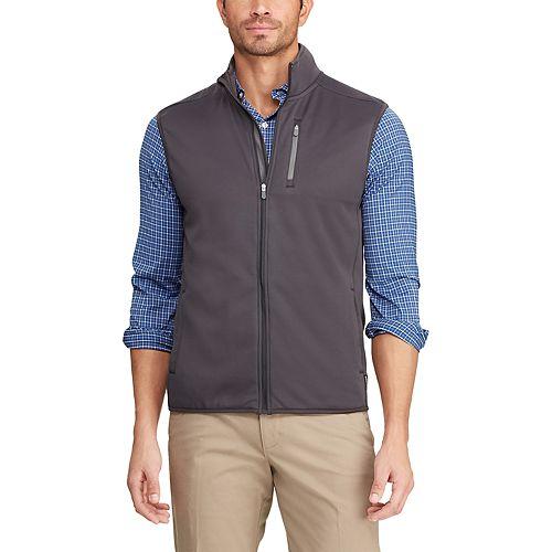 Men's Chaps Classic-Fit Full-Zip Vest