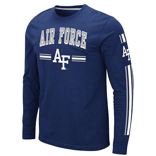 Men's NCAA Air Force Falcons Long Sleeve Tee