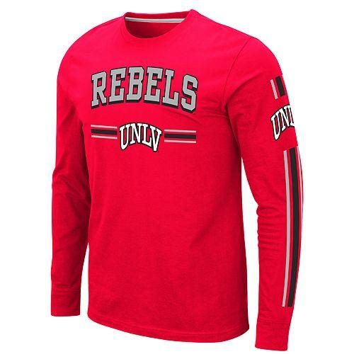 Men's NCAA Ole Miss Rebels Pikes Peak Long Sleeve Tee