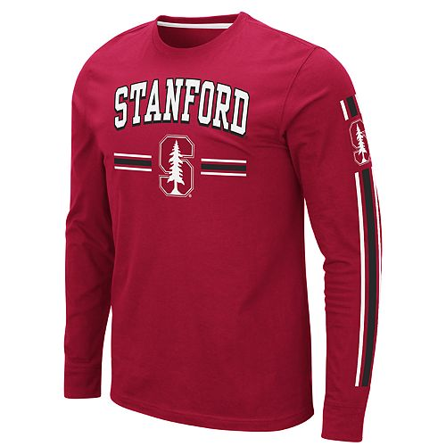 Men's NCAA Stanford Long Sleeve Tee