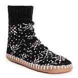Women's MUK LUKS® Chenille Short Slipper Socks