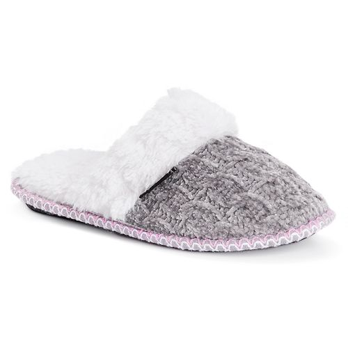 MUK LUKS® Cindy Women's Scuff Slippers