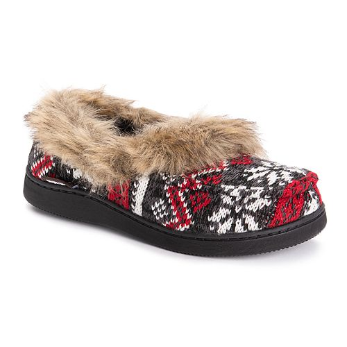 MUK LUKS® Kerry Women's Moccasin Slippers