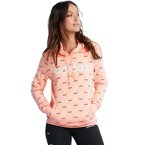 Women's adidas Allover Graphic Hoodie