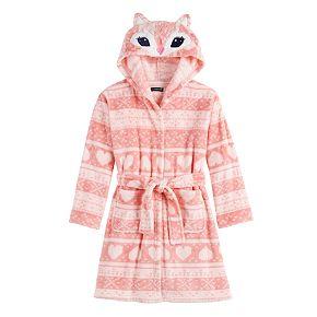 Girls 4-12 Cuddl Duds Robe