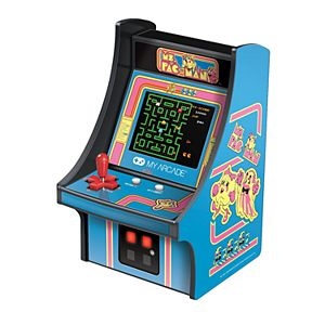 My Arcade Collectible Ms. Pac-Man Micro Player