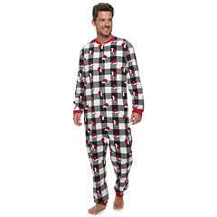 new arrival 50ad5 0eda8 Adult Footed Pajamas | Kohl's