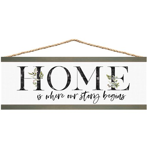 Floral Home Wall Decor