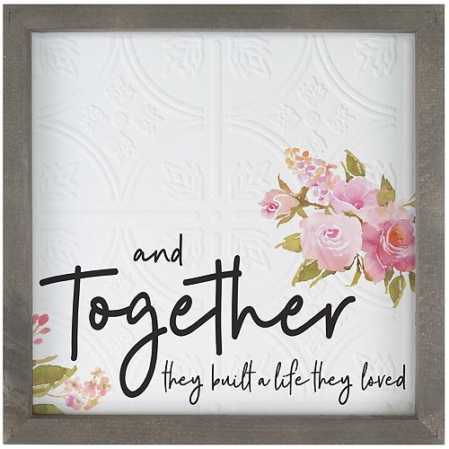 Together Wall Decor