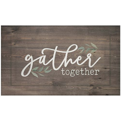 Gather Together Wall Decor