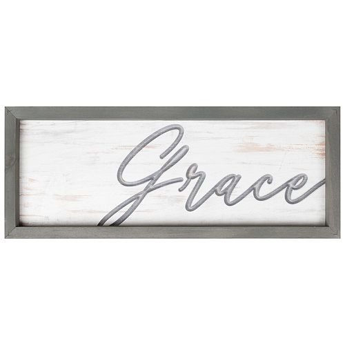 Grace Wall Decor