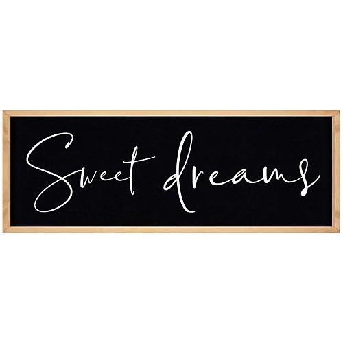 Sweet Dreams Wall Decor
