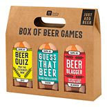 Talking Tables Box of Craft Beer Games