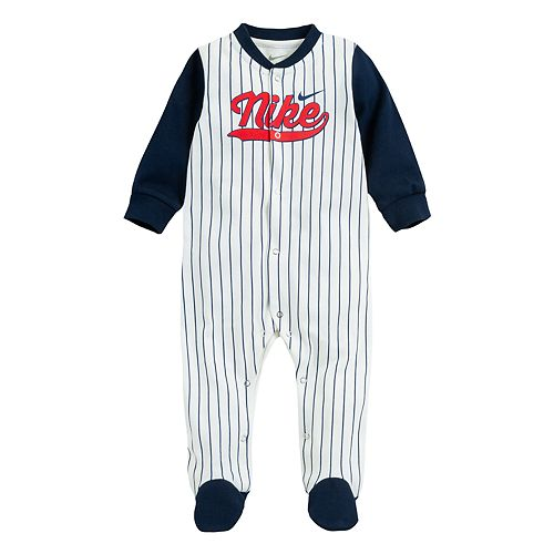 Baby Nike Baseball Uniform Sleep & Play