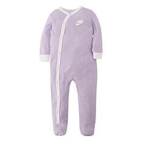 Baby Nike Striped Sleep & Play