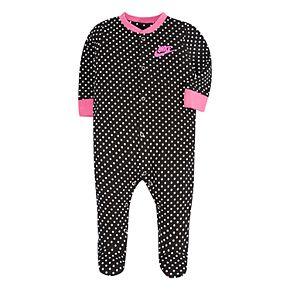 Baby Nike Polka Dot Sleep & Play