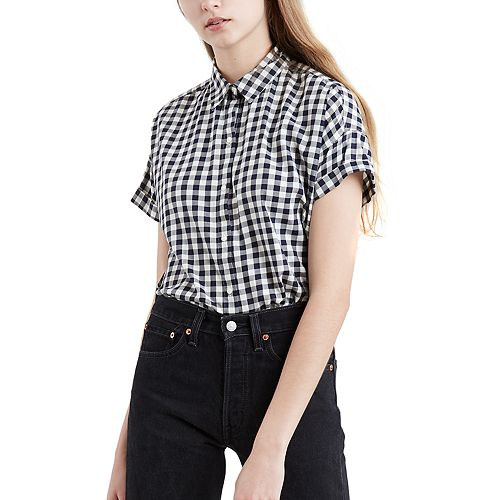 Women's Levi's® Sadie Button Back Shirt
