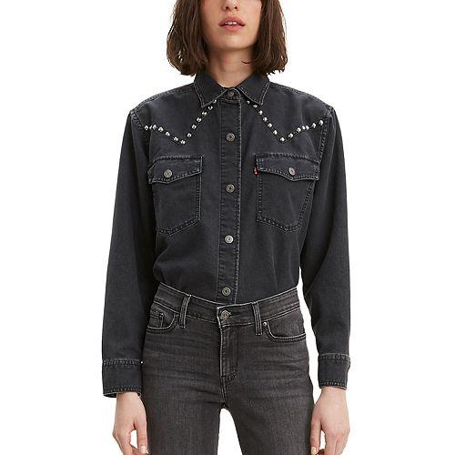 Women's Levi's® Daniela Denim Western Shirt