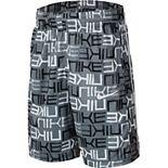 Boys 8-20 Nike Printed Basketball Shorts
