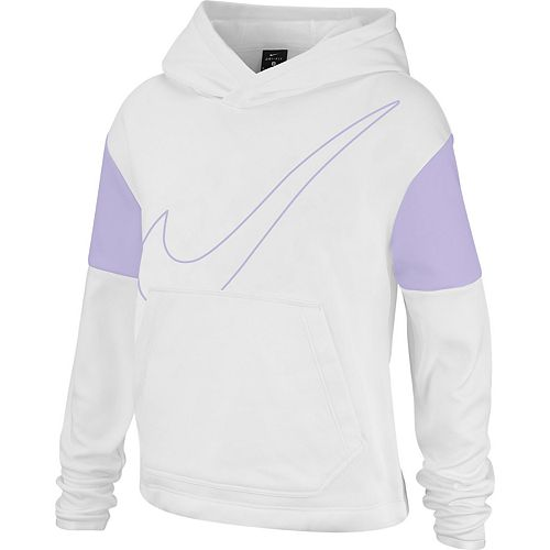 Girls 7-16 Nike Dri-FIT Therma Graphic Training Hoodie