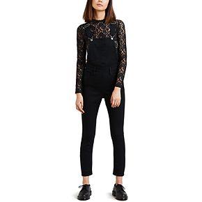 Women's Levi's® Skinny Jean Overalls