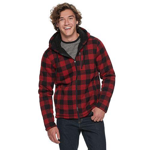 Men's Urban Pipeline™ Sherpa-Lined Fleece Hoodie
