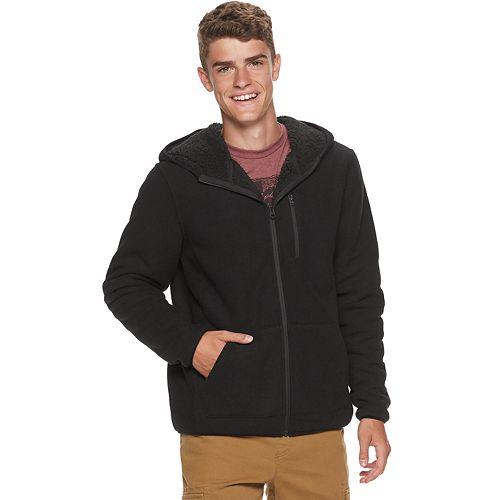 Men's Urban Pipeline™ Bonded Sherpa-Lined Jacket