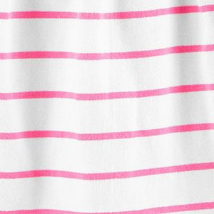 Baby Girl Carter's Striped Sheep Sunsuit