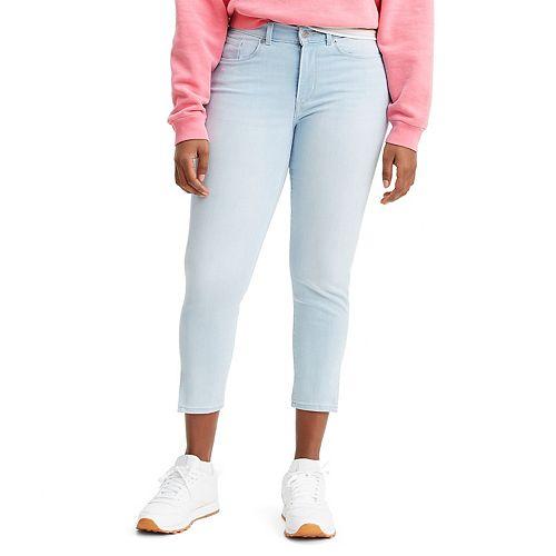 Women's Levi's® Classic Crop Side Slit Jeans