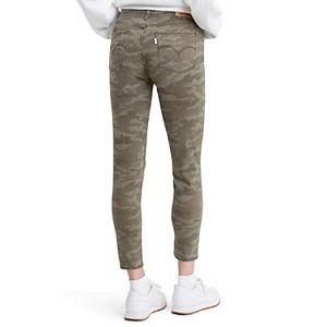 Women's Levi's® 720 High-Rise Super Skinny Crop Jeans