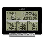 La Crosse Technology Wireless Time & Temperature Station