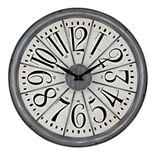 La Crosse Technology 20-Inch Alice Quartz Wall Clock