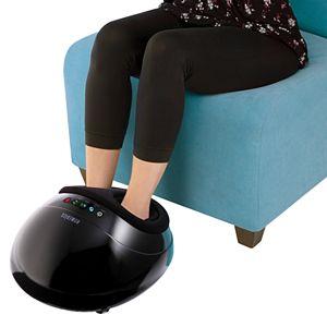 HoMedics Shiatsu Air Pro Foot Massager with Heat
